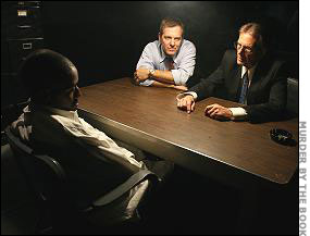 The interviewing of suspects should be